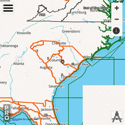South Carolina Hunting App