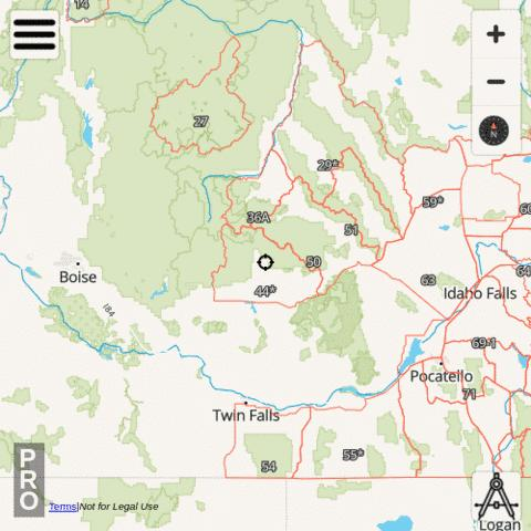 Idaho Hunting App
