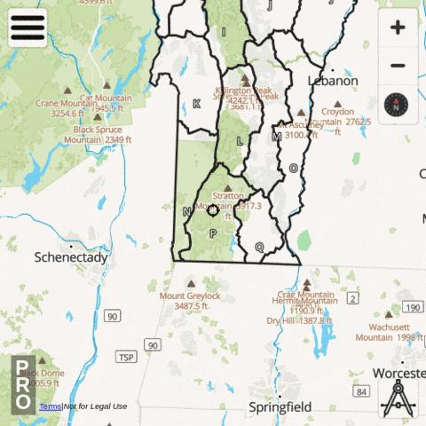 Vermont Hunting App